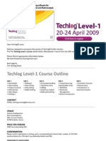 Techlog Public Course