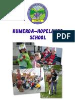 Kumeroa-Hopelands School Brochure