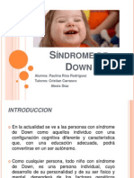 Síndrome de Down.pptx
