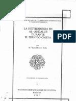 La Heterodoxia en Al-Andalus Durante El Periodo Omeya