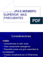 clase8fracturasmiembrosuperioreinferiormasfrecuentes-120529111544-phpapp01