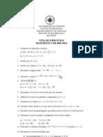 Guia Matematica III 008-2814 Prof. Eugenia Limpio