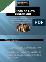 MATERIAL CURSO EQUIPOS ALTO DESEMPEÑO