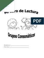25Libro de lectura de grupos consonánticos
