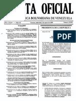Decreto Presidencial Jubilaciones Especiales