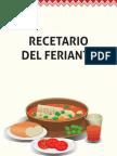 Recetario Del Feriante