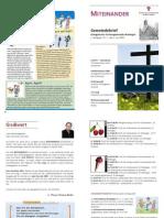 Miteinander Heft 2 (April - Juli 2009)