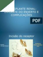 Aula Transplante Renal