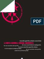 La Nueva Guerrilla Urbana Anarquista