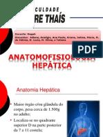 Apresenta Anatomofisiologia Hepática