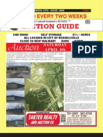 Auction Guide March 15 2009 Issue