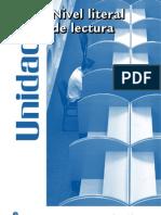 Nivel Literal de Lectura