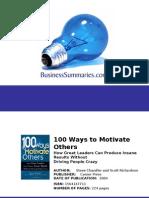 100 Ways to Motivate Others_BIZ