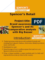 Spencer's Retail