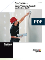ProForm Guide Drywall Finishing Products