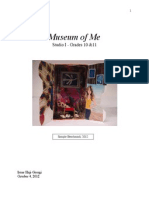 museum of me lesson plan