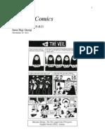cultural comics lesson plan