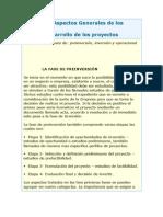2. Ciclo de Desarrollo de Los Proyectos
