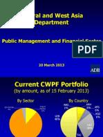 3 PFM - CWRD by R. Barreto