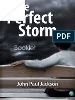 The Coming Perfect Storm - John Paul Jackson