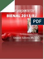 LANÇAMENTOS NA BIENAL.docx