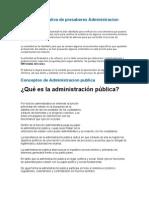 Actividad 1 Administracion Publica
