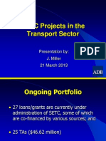 5 Transport ICT - SERD by J. Miller