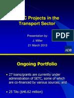 5 Transport ICT - SERD by J. Miller
