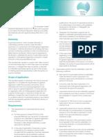 Pharmacy Supervised Practice Arrangements Registration Standard