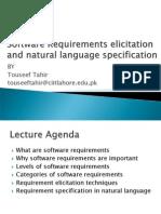 Software Requirements Management