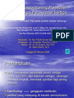Jurnal Vertigo Dr.wawaN LENGKAP