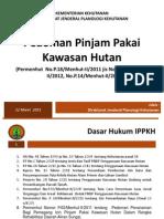 Paparan IPPKH Workshop 22 Maret 2013