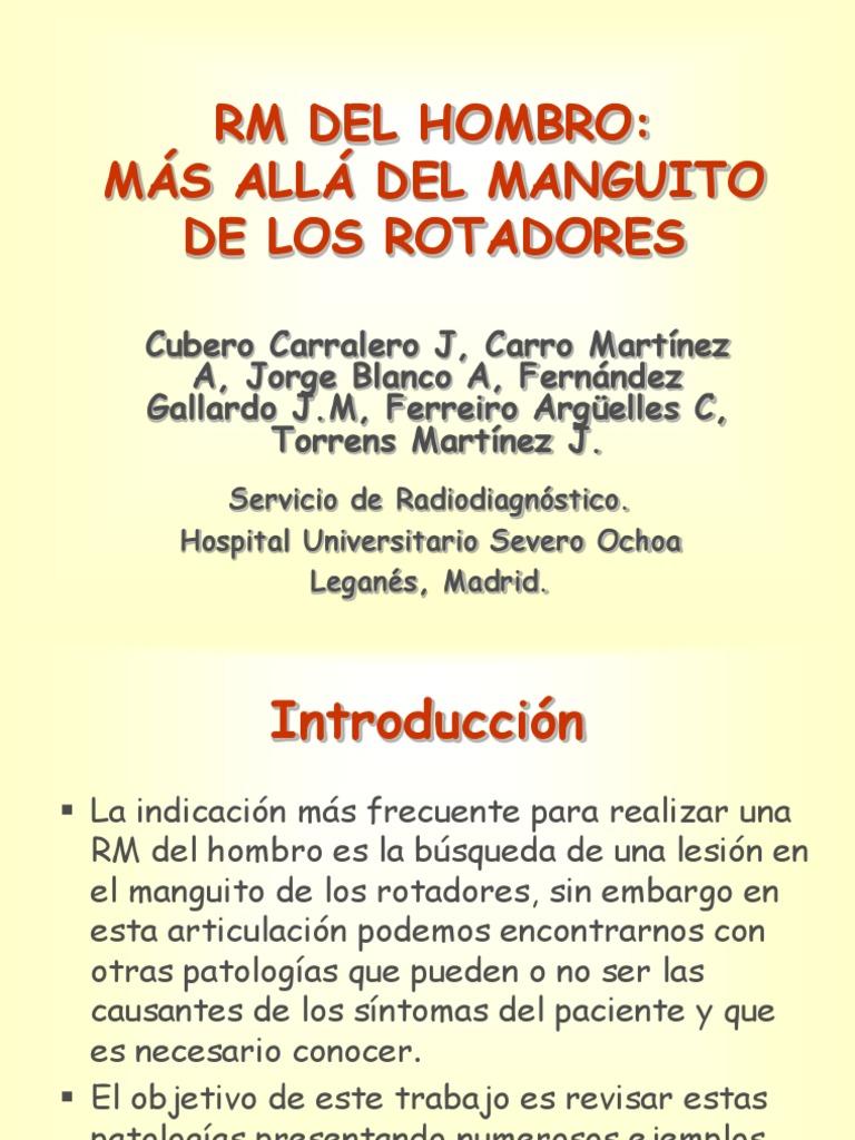 Poster Del Hombro Definitivo Revisadoii