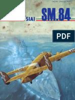 Ali d'Italia 21 - SIAI SM.84