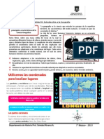 Guía I Geografía