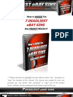 7 Deadliest eBay Sins Manual_PDF Version