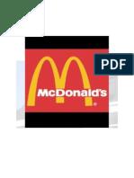 Saahil - Mc Donald's