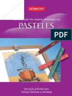 Pastel Media Booklet Spanish