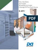DataAireSeriesDX R 407C