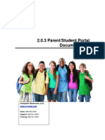 Parent Portal v2.0.3
