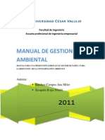 Manual de Gestiona Mbiental