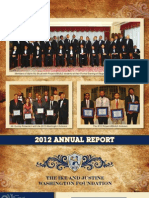 Washington Foundation Annual Report