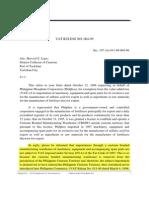 Vat Ruling 004-99