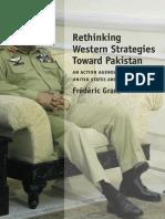 Rethinking Western Strategies Toward Pakistan