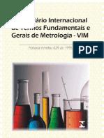 VIM - Vocabulario Internacional