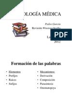 ETIMOLOGÍA MEDICA