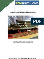 Construcción de Botes Auxiliares