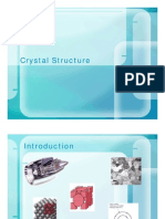 2 Crystal Structure