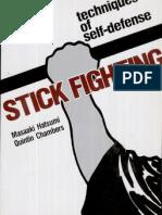 Stick Fighting Hatsumi