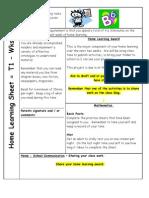 2013 - T1 - Wk 9 - 10 Sheet